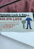 Reliable Lock & Key